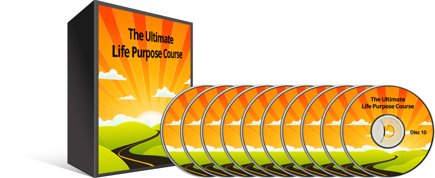 Life Purpose Course DVD Set